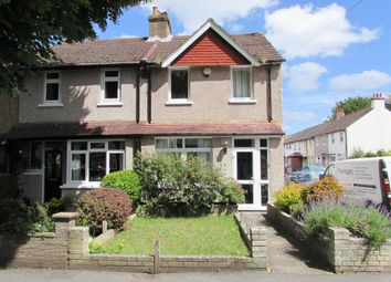 Thumbnail 3 bedroom end terrace house for sale in Stanley Road, Carshalton
