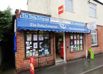 Thumbnail Retail premises for sale in Cross Street, Hathern, Loughborough