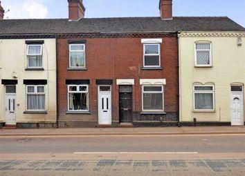 Thumbnail 2 bedroom terraced house for sale in Shelton New Road, Hanley, Stoke-On-Trent