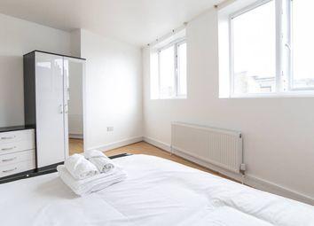 Thumbnail 1 bed flat to rent in Burdett Road, London