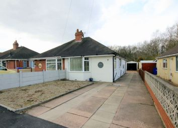 Thumbnail 2 bed bungalow for sale in Parkhead Crescent, Longton, Stoke-On-Trent
