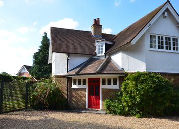 Thumbnail 4 bed detached house to rent in Taplow Common Road, Burnham, Slough