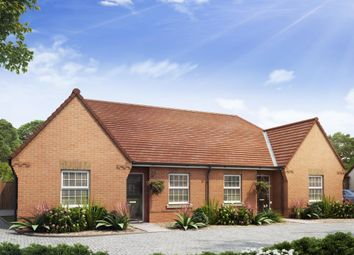 "Thumbnail 2 bedroom bungalow for sale in ""Tytherley"" at Chalton Lane, Clanfield, Waterlooville"