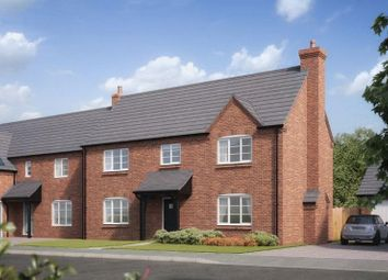Thumbnail 4 bed detached house for sale in Plot 29, Stanton, Uttoxeter Road, Hill Ridware