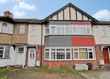 Thumbnail 3 bed terraced house to rent in Chelston Road, Ruislip