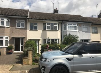 Thumbnail 3 bed terraced house to rent in Stour Way, Upminster, Essex