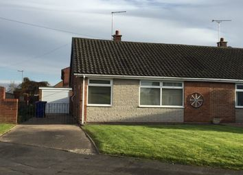 Thumbnail 2 bed bungalow to rent in Henhurst Ridge, Burton Upon Trent, Staffordshire