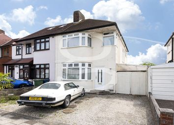 Thumbnail 3 bed semi-detached house for sale in Winchester Road, Kenton, Middlesex