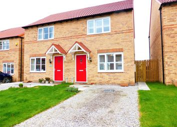 Thumbnail 2 bed semi-detached house for sale in West Moor Croft, Goldthorpe, Rotherham