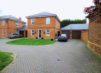 Thumbnail 4 bed detached house for sale in Edwardian Close, Wootton, Northampton