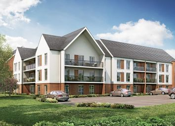 "Thumbnail 2 bed flat for sale in ""Heelas House"" at Ifould Crescent, Wokingham"