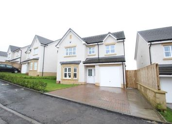 Thumbnail 4 bed detached house for sale in Dochart Drive, Glasgow, Lanarkshire