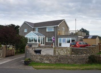 Thumbnail 4 bedroom detached house for sale in Llaneilian, Amlwch