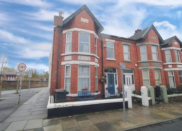 Thumbnail 4 bed semi-detached house for sale in Hougoumont Avenue, Waterloo, Liverpool