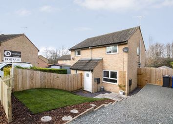 Thumbnail 2 bed semi-detached house for sale in Clarkes Way, Brackley