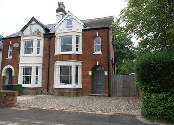 Thumbnail 5 bed semi-detached house for sale in Cromwell Road, Basingstoke, Hampshire