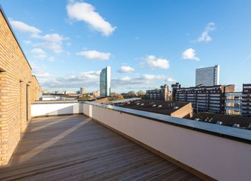 Thumbnail 2 bed flat to rent in Baroque Gardens SE16, Marine Wharf,