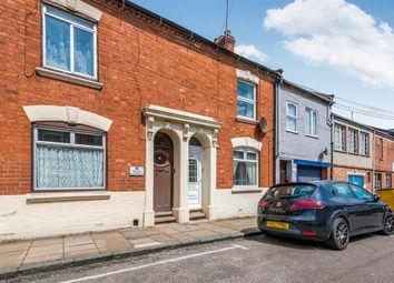 Thumbnail 2 bedroom terraced house for sale in Hervey Street, Northampton