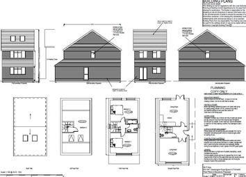 Thumbnail Land for sale in Plot Of Land, Headley Close, Epsom