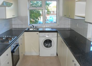 Thumbnail 2 bed flat to rent in Shepherds Close, Hurley