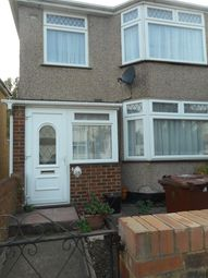 Thumbnail 3 bed end terrace house to rent in Whitefriars Avenue, Harrow