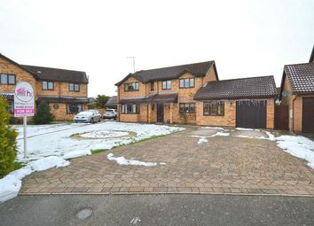 Thumbnail 5 bed detached house for sale in Seathwaite, Stukeley Meadows, Huntingdon, Cambridgeshire