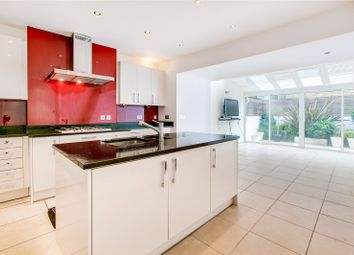 Thumbnail 4 bed terraced house to rent in Anselm Road, Fulham, London