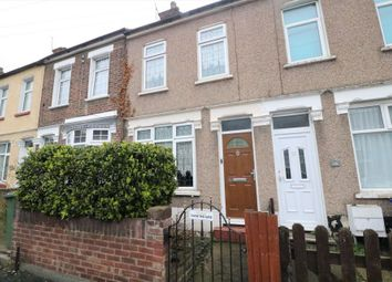 Thumbnail 2 bed terraced house to rent in Castle Road, Grays