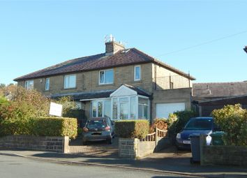 Thumbnail 3 bed semi-detached house for sale in Higher Reedley Road, Brierfield, Lancashire