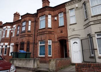 Thumbnail 5 bedroom terraced house to rent in Wren Street, Coventry