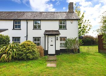 Thumbnail 3 bed semi-detached house for sale in Elm Cottages, Hildersham, Cambridge