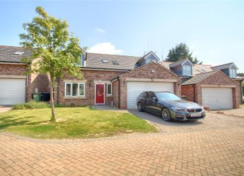 Thumbnail 4 bed detached house for sale in Ormesby Bank, Ormesby, Middlesbrough