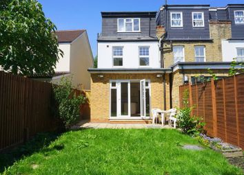 Thumbnail 4 bed semi-detached house to rent in Beaconfield Road, New Malden