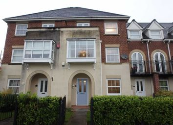Thumbnail 4 bed town house to rent in Sommerville Walk, Chapelford Village, Warrington, Cheshire
