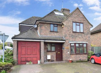 Thumbnail 4 bed detached house for sale in The Frenches, Redhill, Surrey