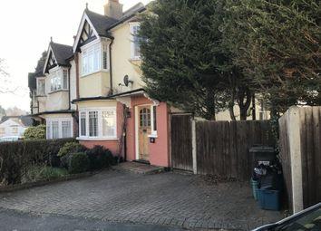 Thumbnail 4 bed semi-detached house to rent in Edgar Road, Sanderstead
