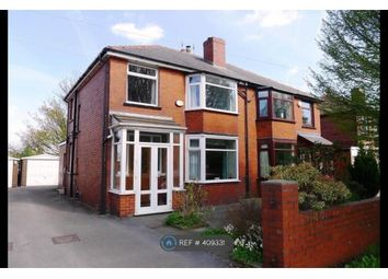 Thumbnail 3 bed semi-detached house to rent in Manchester Road, Bury