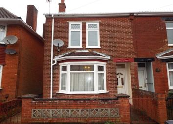 Thumbnail 2 bed semi-detached house to rent in Benson Road, Southampton