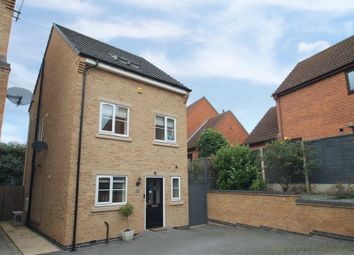 Thumbnail Detached house for sale in Avalon Drive, Chellaston, Derby