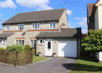 Thumbnail 3 bed semi-detached house for sale in Clos Ogney, Llantwit Major