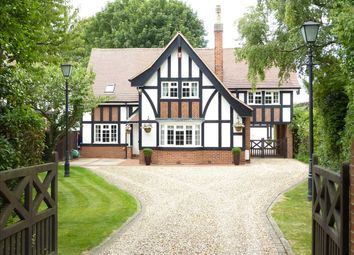 Thumbnail 4 bed detached house for sale in Scartho Road, Scartho, Grimsby