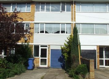 Thumbnail 3 bed terraced house to rent in Millfield, Sittingbourne, Kent
