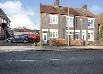 2 bed end terrace house for sale in Croft Road, Nuneaton, Warwickshire CV10