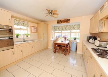Thumbnail 4 bed detached house for sale in Chatsworth Court, Staveley, Chesterfield