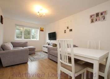 Thumbnail 1 bed flat to rent in Silver Birch Close, New Southgate