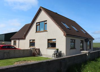 Thumbnail 4 bed detached house for sale in Hillside Road, Stromness, Orkney