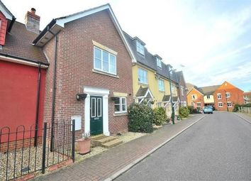 Thumbnail 3 bed terraced house to rent in Coopers Crescent, Great Notley, Braintree