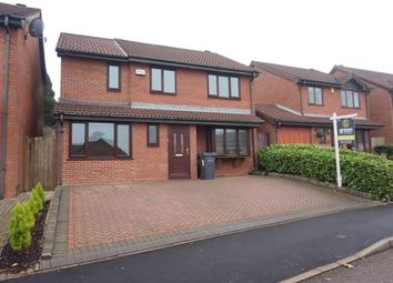 Thumbnail 4 bed detached house for sale in Bishops Way, Four Oaks, Sutton Coldfield