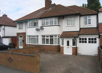 Thumbnail 5 bedroom semi-detached house for sale in Probert Road, Oxley, Wolverhampton