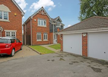 Thumbnail 4 bed detached house for sale in Kirkwood Close, Aspull, Wigan